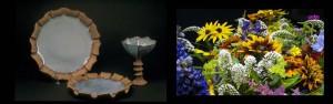 Barbara Walch Pottery & Fire Flower Gardens