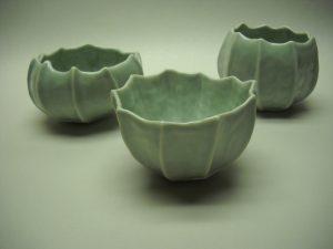 Porcelain Pinch Pots